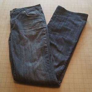 Kut from the Kloth Jeans Neat distressed Size 8